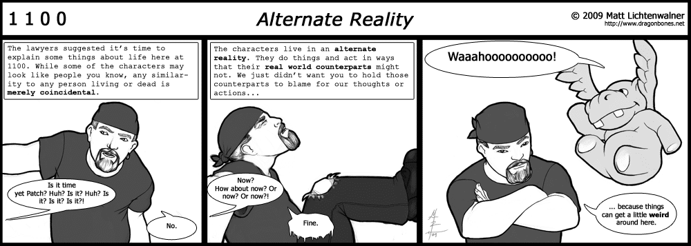 1100 - Alternate Reality
