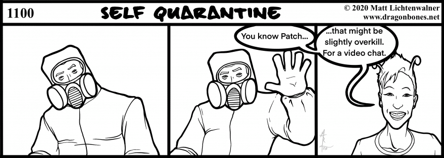 1100 - Self Quarantine