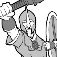 Human Cleric of Mityara Character Portrait