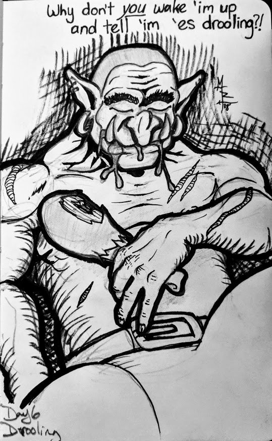 day6drooling