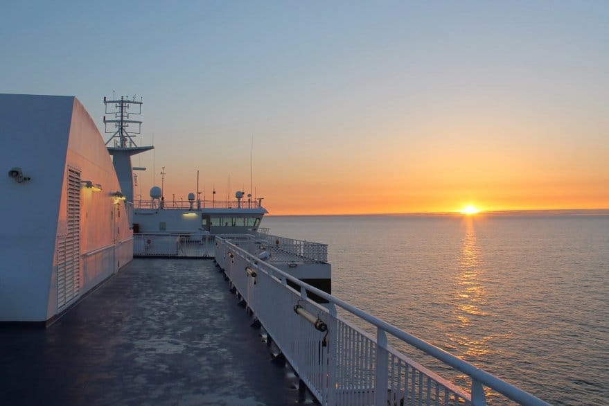 Dawn on Deck