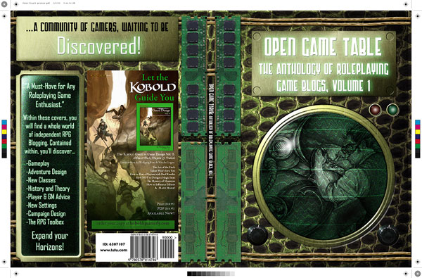 Open Game Table: The Anthology of Roleplaying Game Blogs Volume 1