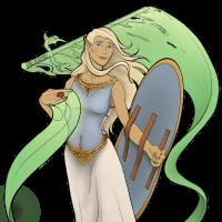 Keydove-Half-Elf-Cleric-Finished-Colors