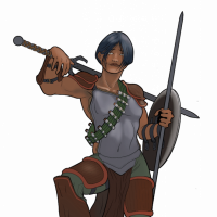Stephalorus-Human-Fighter-Finished-Colors