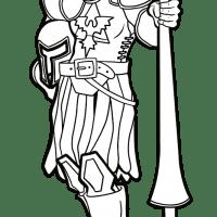 human-knight