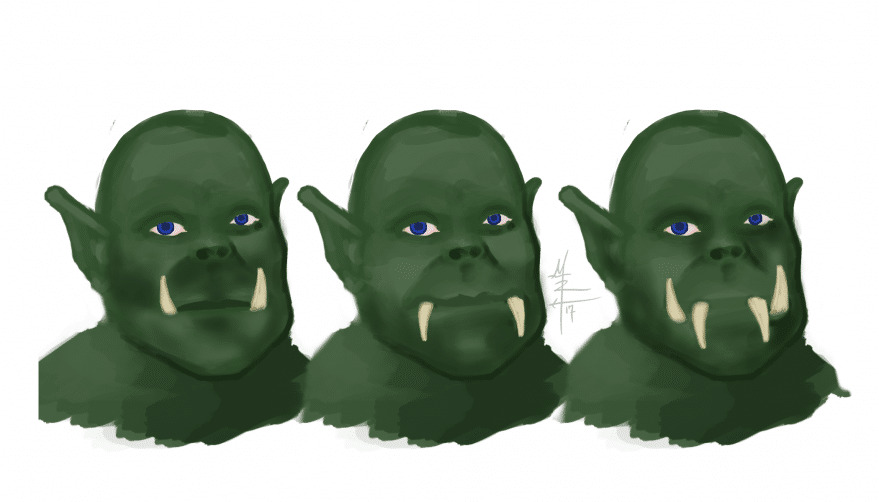 Orc Tusk Variations
