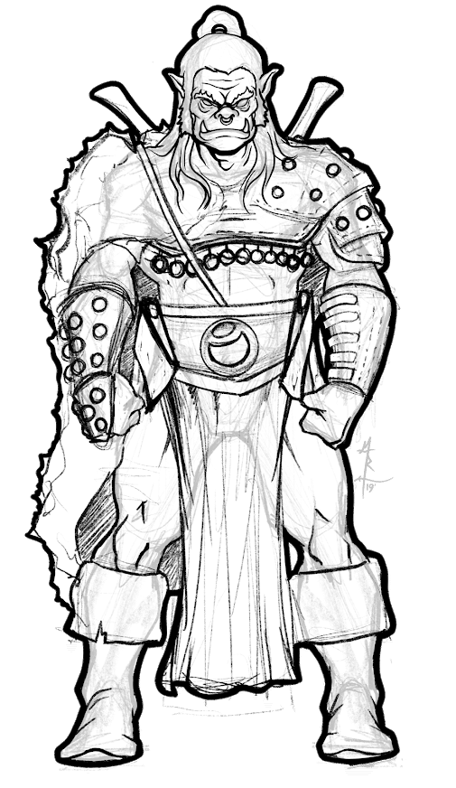 Wulfric-Half-Orc-Barbarian