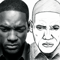 Will Smith Quick Portrait
