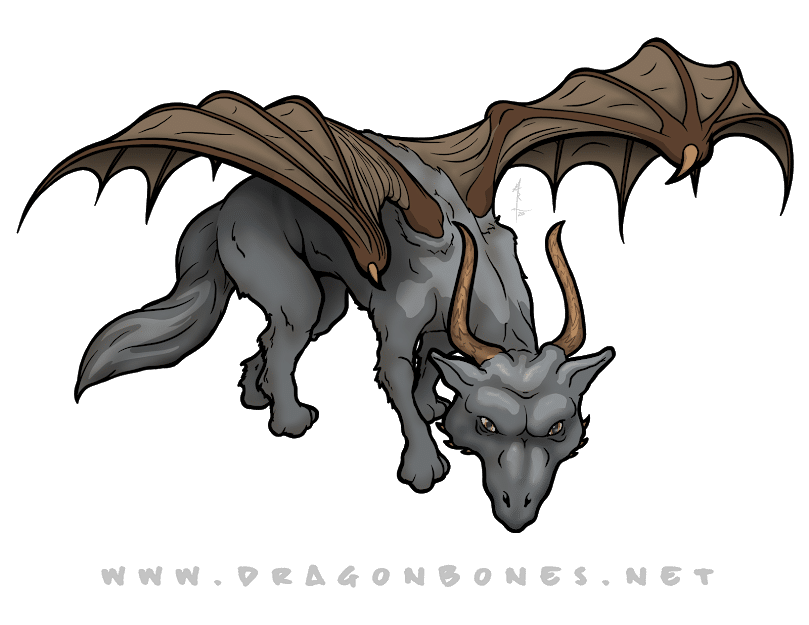 day-4-smaugust-2020-wolf-dragon