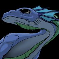 day-1-smaugust-2020-aquatic-dragon