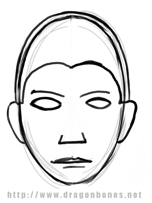 Drawing the Human Face Tutorial 2 - Final