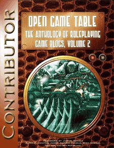 Open Game Table 2 - Contributor