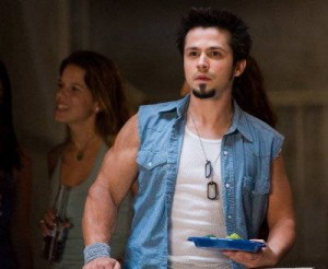 Freddy Rodriguez in Lady in the Water - image ©Warner Bros.