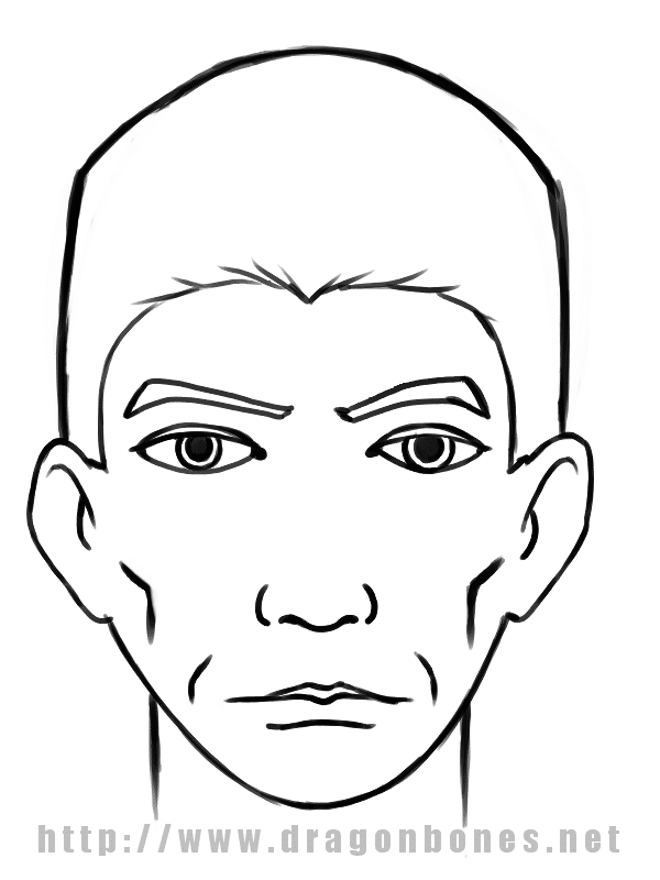 Drawing the Human Face Tutorial 3 - Final