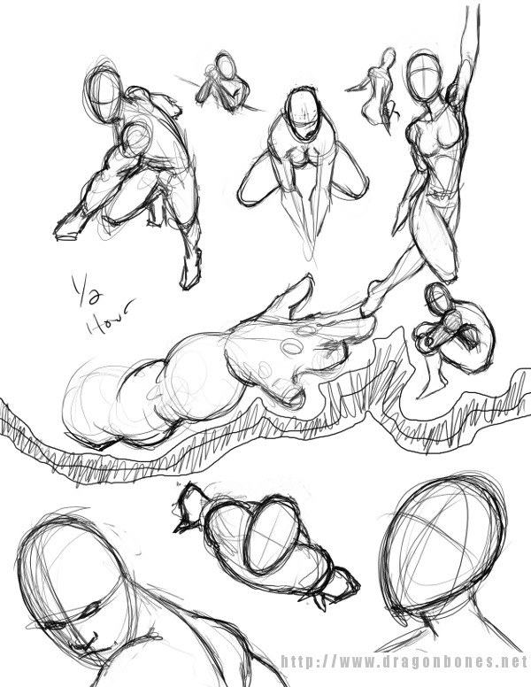 page of bodies