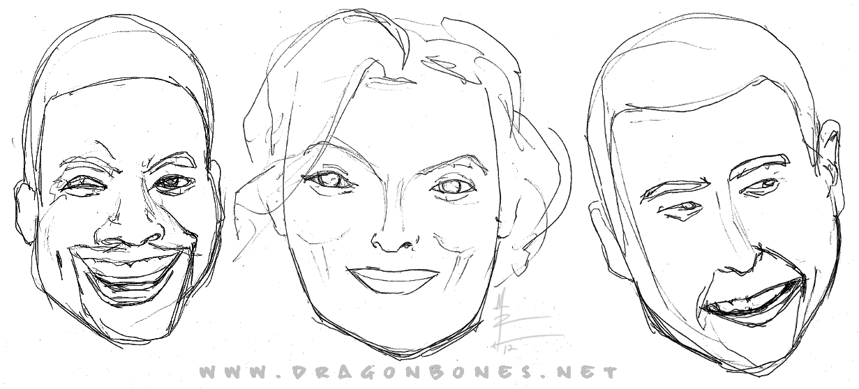 3 Minute Portraits