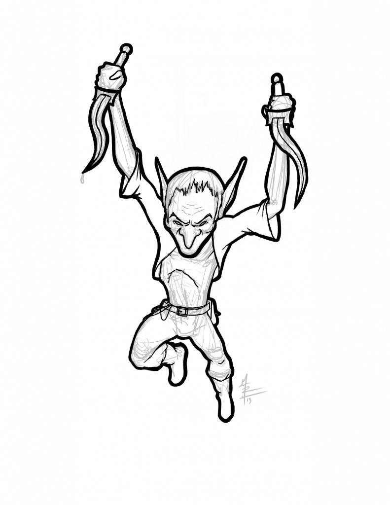 Goblin Assassin!