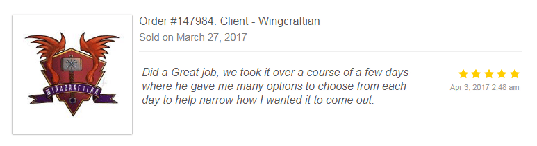 wingcraftian review