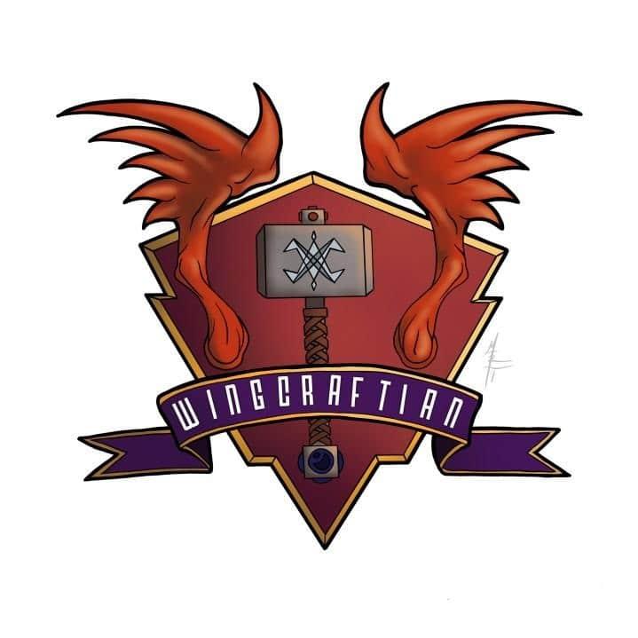 crest design for wingcraftian